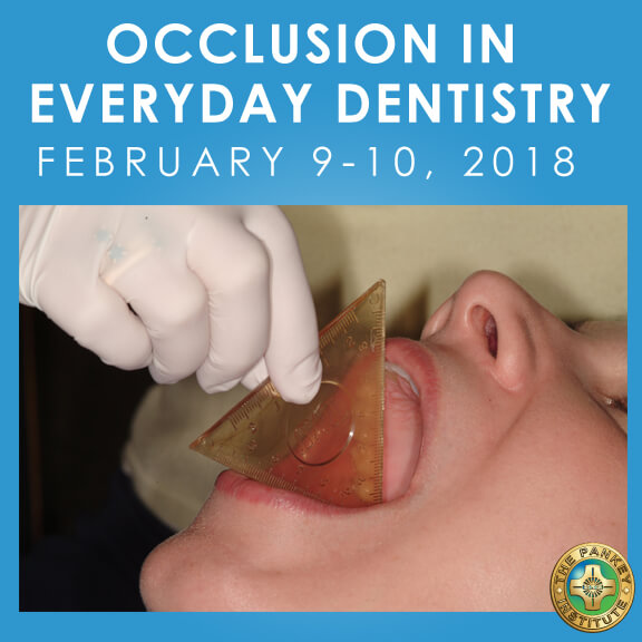Occlusion in everyday dentistry ad
