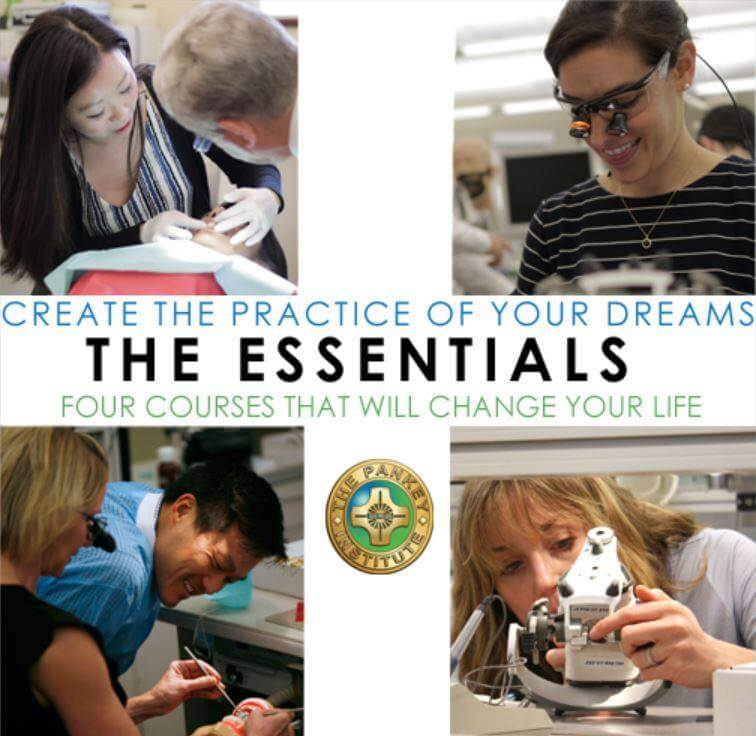 The Essentials program graphic