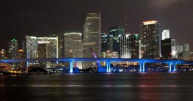Fun on the Miami River