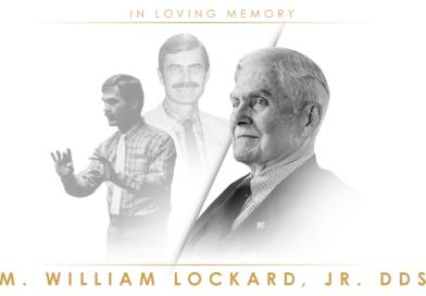In Memoriam: Remembering Pankey Legend and Founding Member Dr. Bill Lockard