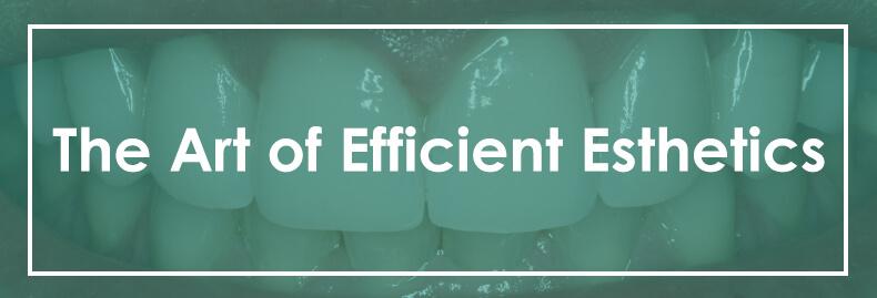 The Art of Efficient Esthetics